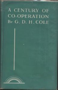 Co-operation G.D.H. Cole