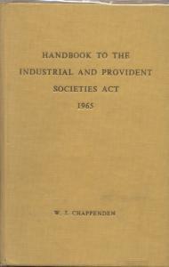 Handbook I&P Socys. Act 1965