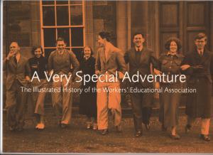 WEA. A Very Special Adventure